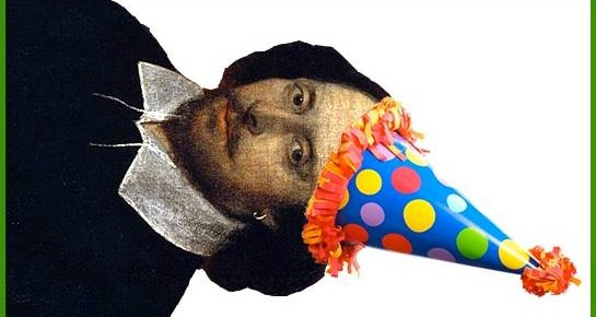 SHAKESPEAR'S BIRTHDAY SONNETS CELEBRATION Sunday 27 April 6 - 7.30pm