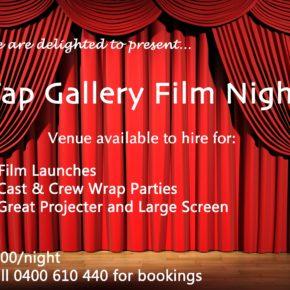 #FILM Nights at the TAP ART BAR