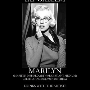'The Marilyn Show' art exhibition & performance night! Inviting artist to submit work. Launch Wednesday 1st of June 6pm