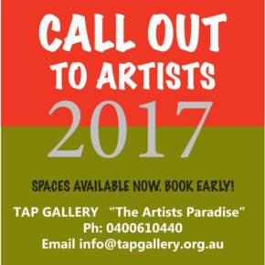 CALL TO ARTISTS 2017
