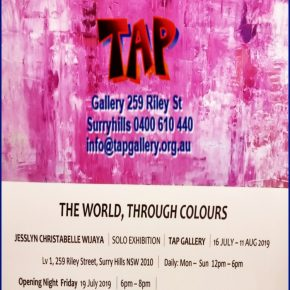 buy Jesslyn art from her solo show at TapGallery