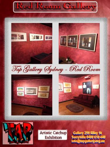 Artistic Catchup Show in RedRoom